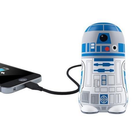 R2-D2 Portable Power Bank