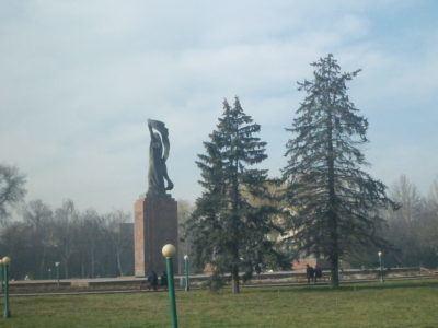 Soviet Era Monuments in Bishkek