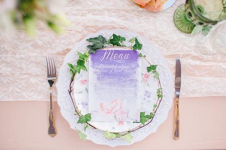 wedding-table-menu