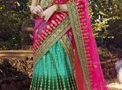 Charismatic Wedding Lehengas Stand Crowd from Moksha Fashions