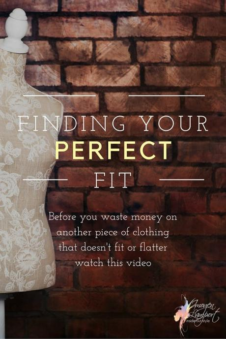How to find your perfect fit before you waste money buying clothes that just aren't right for you and will be expensive to alter