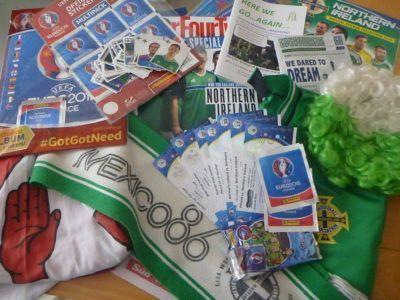 Souvenirs for Euro 2016