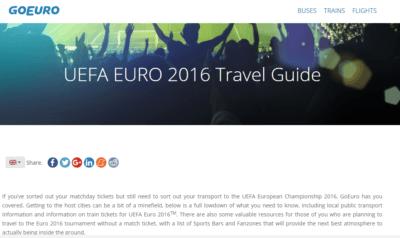 Go Euro Travel Guide