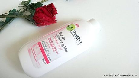Garnier Gentle Cleansing Milk For Dry Skin - Review