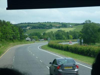 The road to Blarney