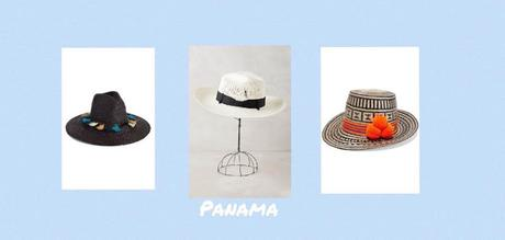 trendy hats for summer