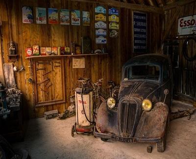 6 steps to better garage