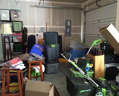 steps to better garage