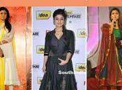 Anarkali Salwars Looks Nayanthara