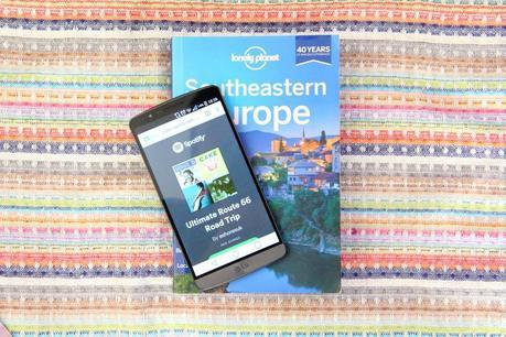 Road Trip Essentials - Guide book and playlist