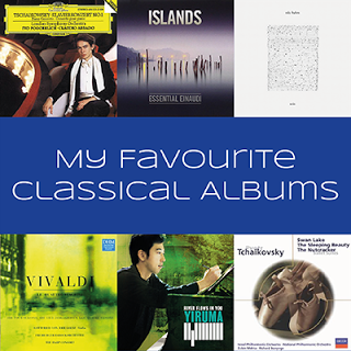 My 6 Favourite Classical Albums