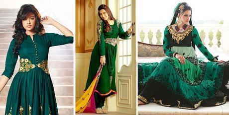 Bestselling Designer Ethnic Wears For Eid 2016