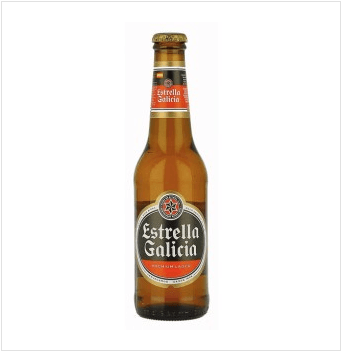 estrella galicia beer euros european championship glasgow foodie explorers