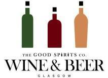Good Spirits Co Glasgow Beer Wine