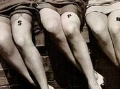 1940s Fashion Liquid Stockings Summer