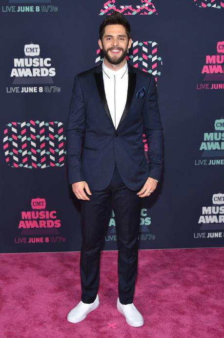 The Best Dressed Men from the 2016 CMT Awards