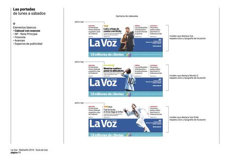 Argentina's La Voz: it is a switch to Berliner format