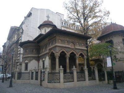 Stavropoleus Monastery