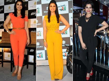 Bollywood Celebs Stylish Ways To Wear Jumpsuits! - Paperblog