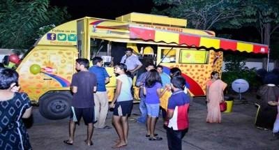 Top Five Food Trucks In Hyderabad For a Lip-Smacking Foodie