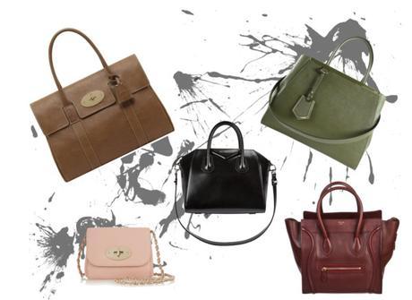 Designer Bag Wishlist