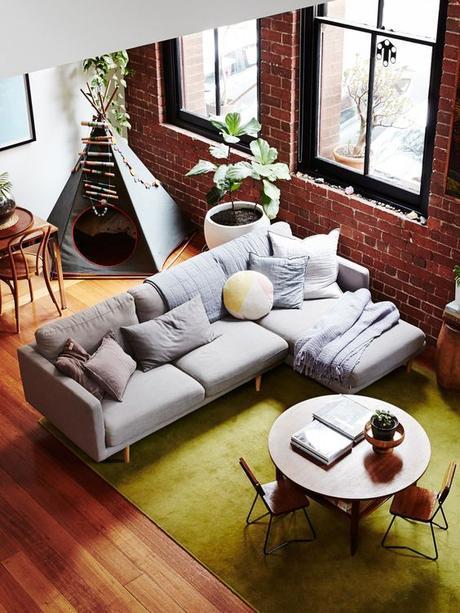 Warehouse Apartment In Australia  gravityhomeblog.com - instagram - pinterest - bloglovin: