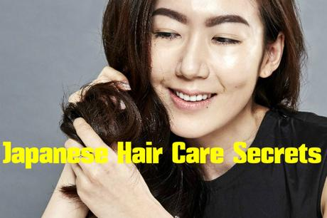 Japanese Hair Care Secets