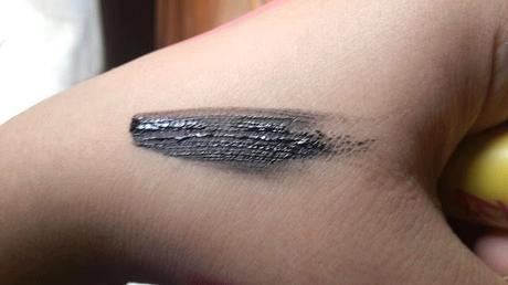 Maybelline The Magnum Barbie Mascara Review, Swatch and EOTD