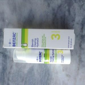 Benzac Acne Solutions Blemish Clearing Hydrator