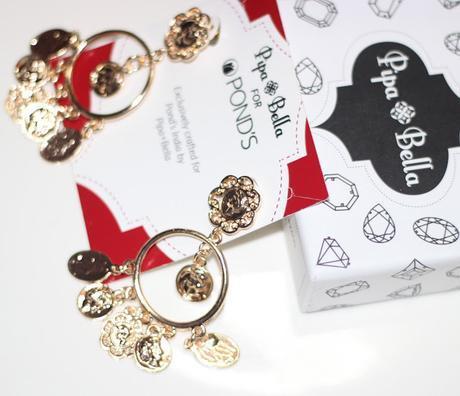 Pipa Bella Coin Earrings