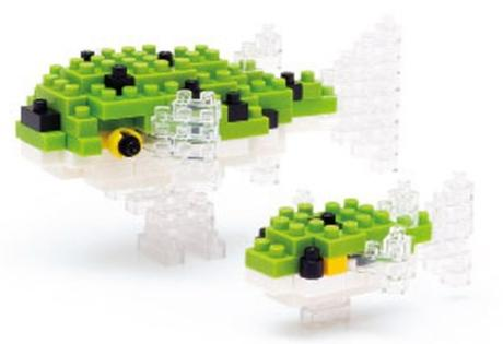 Pufferfish Nanoblock