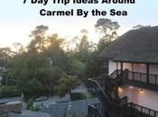 Trip Ideas Around Carmel Sea!