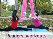Days #ReadersWorkouts
