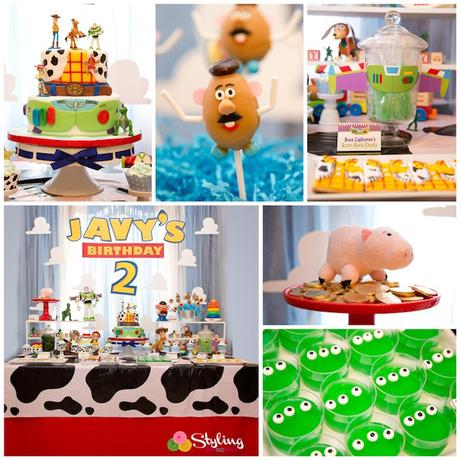 toystory  sc 1 st  Paperblog & Disney Party Themes For Toddler Boys - Paperblog