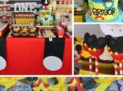 Disney Party Themes Toddler Boys