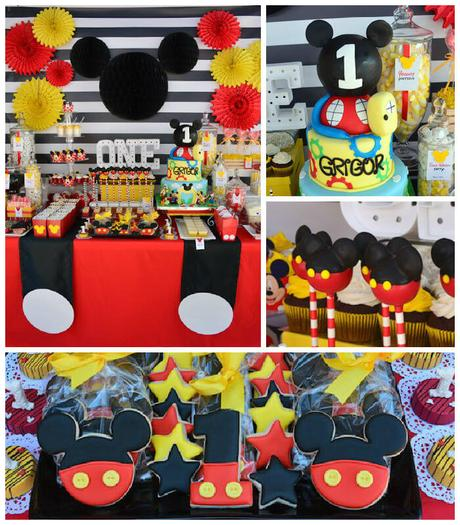Disney Party Themes For Toddler Boys