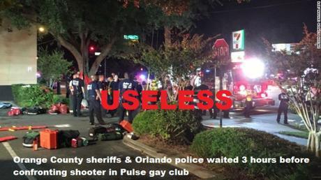 Orlando shooting police