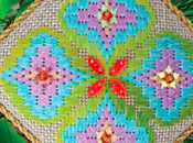 Bargello Ornament Series from Needlepoint Magazine!