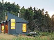 Tiny Cabin This Writer's Grid Getaway