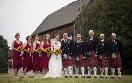 Kilt And Scottish Colors