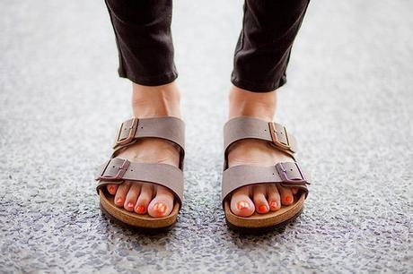 chunky sandals summer trend 2016