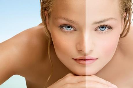 Remove Tanning