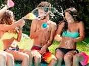 Teen Pool Party Games