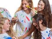 Summer Camp Teenage Girls