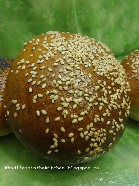 PAIN DE LA SEMAINE : BRIOCHES  / BREAD OF THE WEEK: BUNS / PAN DE LA SEMANA :BOLLOS /  خبز الاسبوع قراشل