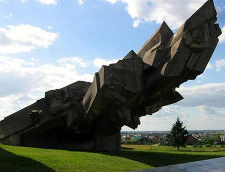 Monument to the Victims of Fascism, Kaunas
