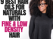Amazing Hair Oils Naturals with Fine, Thin Low-Density