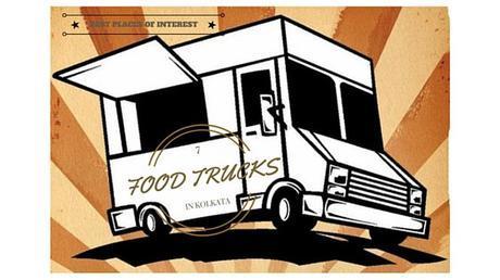 7 Food trucks in Kolkata