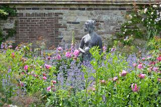 A delightful visit to Parham House and Gardens