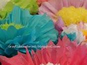 Handmade Giant Tissue Flowers Birthday Decoration Craft Party Year Girl